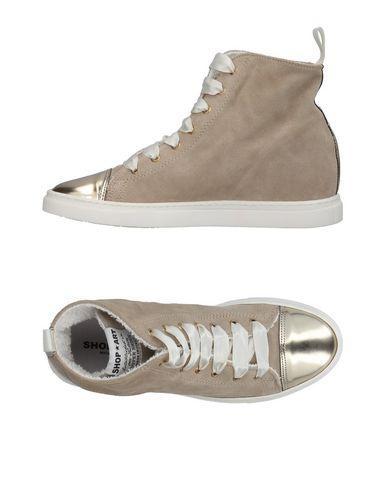 zapatillas SHOP ? ART Sneakers abotinadas mujer