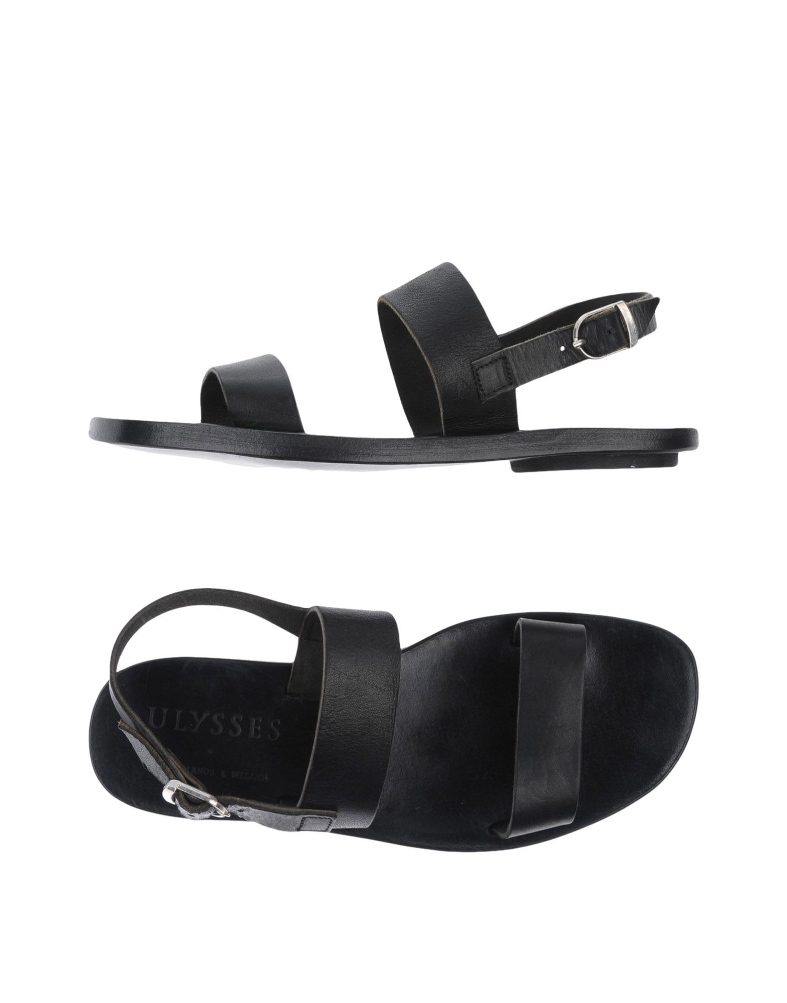 2fcf5eb7958539 Dimissianos   Miller Sandals In Black
