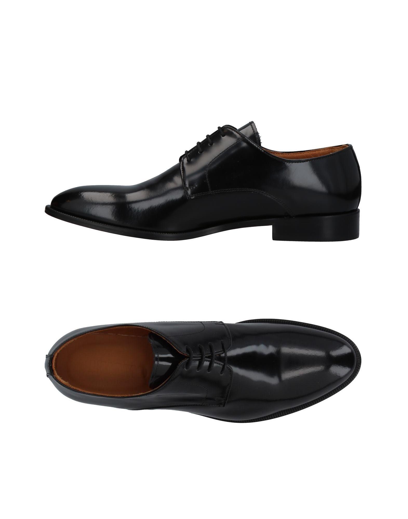 где купить L' UOMO Обувь на шнурках по лучшей цене