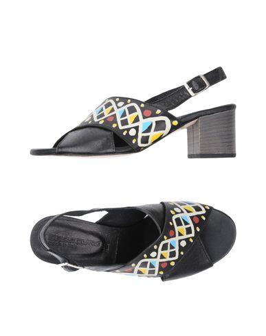 Купить Женские сандали OROSCURO черного цвета