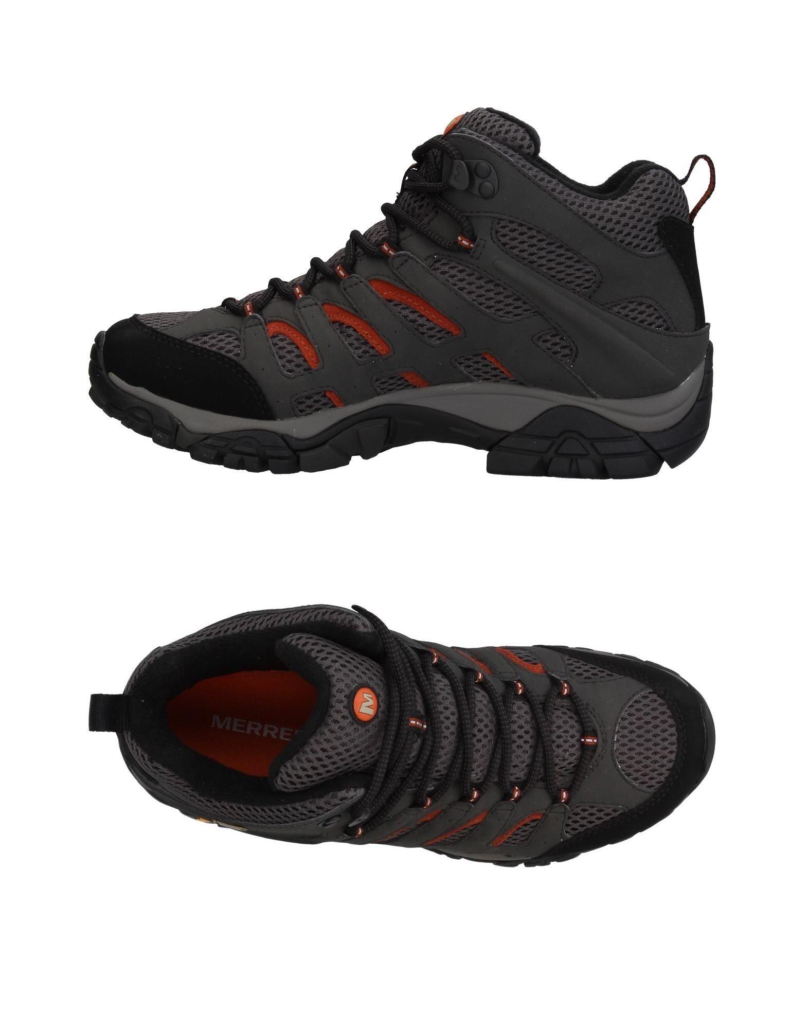 MERRELL Высокие кеды и кроссовки кеды кроссовки высокие dc council mid tx stone camo