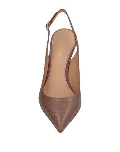 Фото 2 - Женские туфли LERRE цвет голубиный серый