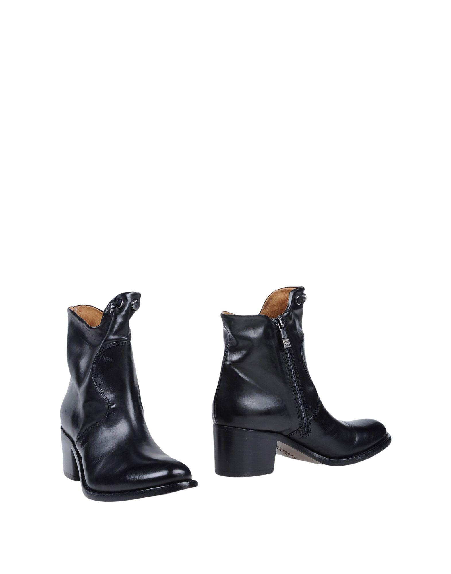 ALBERTO FERMANI Damen Stiefelette Farbe Schwarz Größe 6 jetztbilligerkaufen