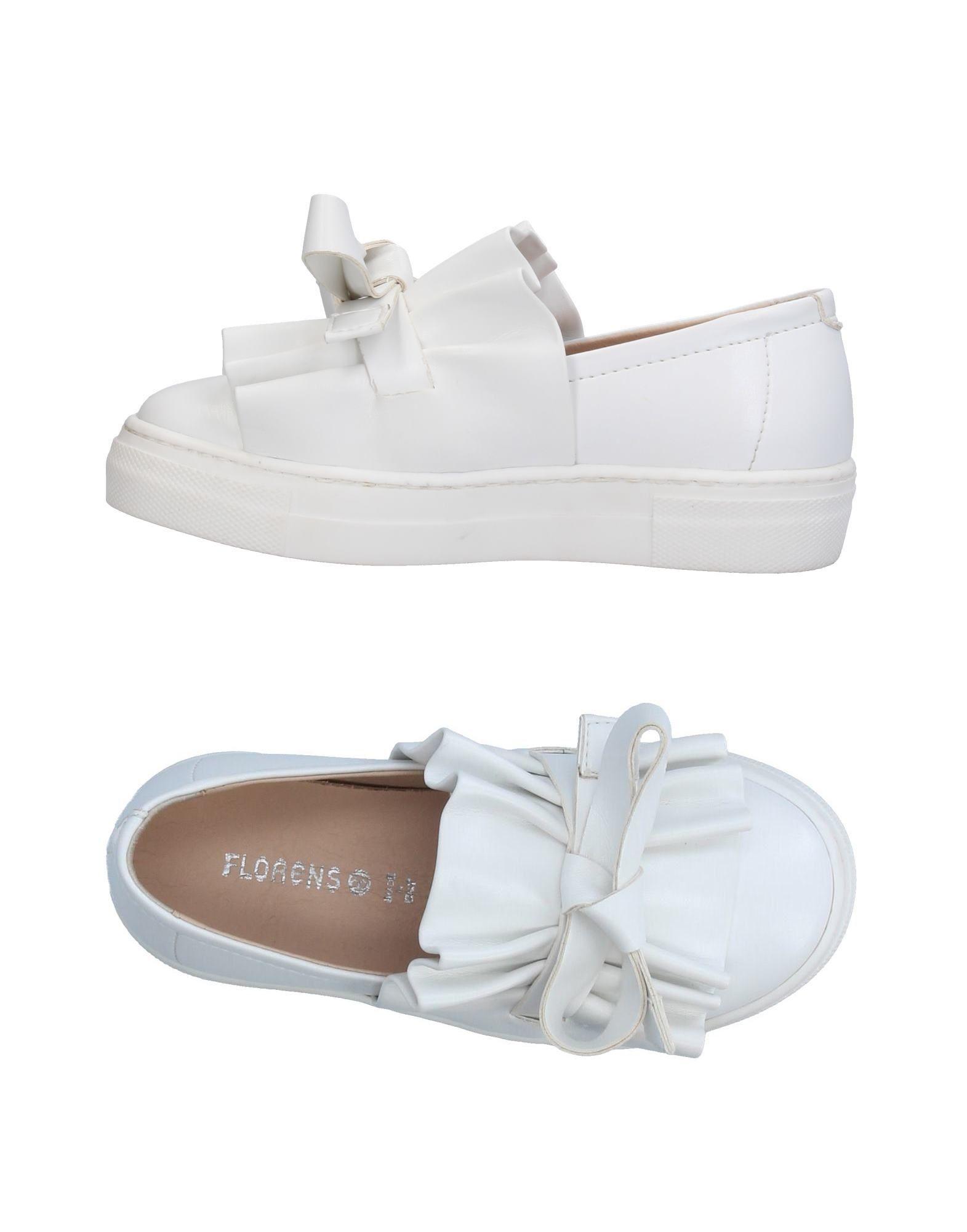 FLORENS Низкие кеды и кроссовки