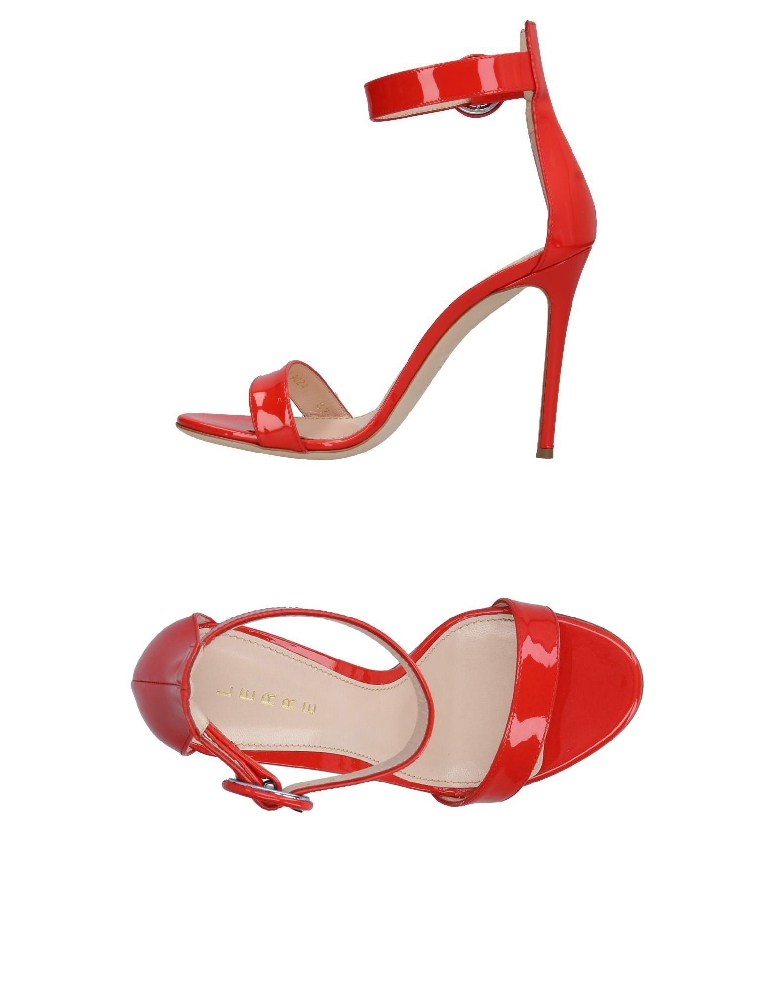 LERRE Sandals in Red