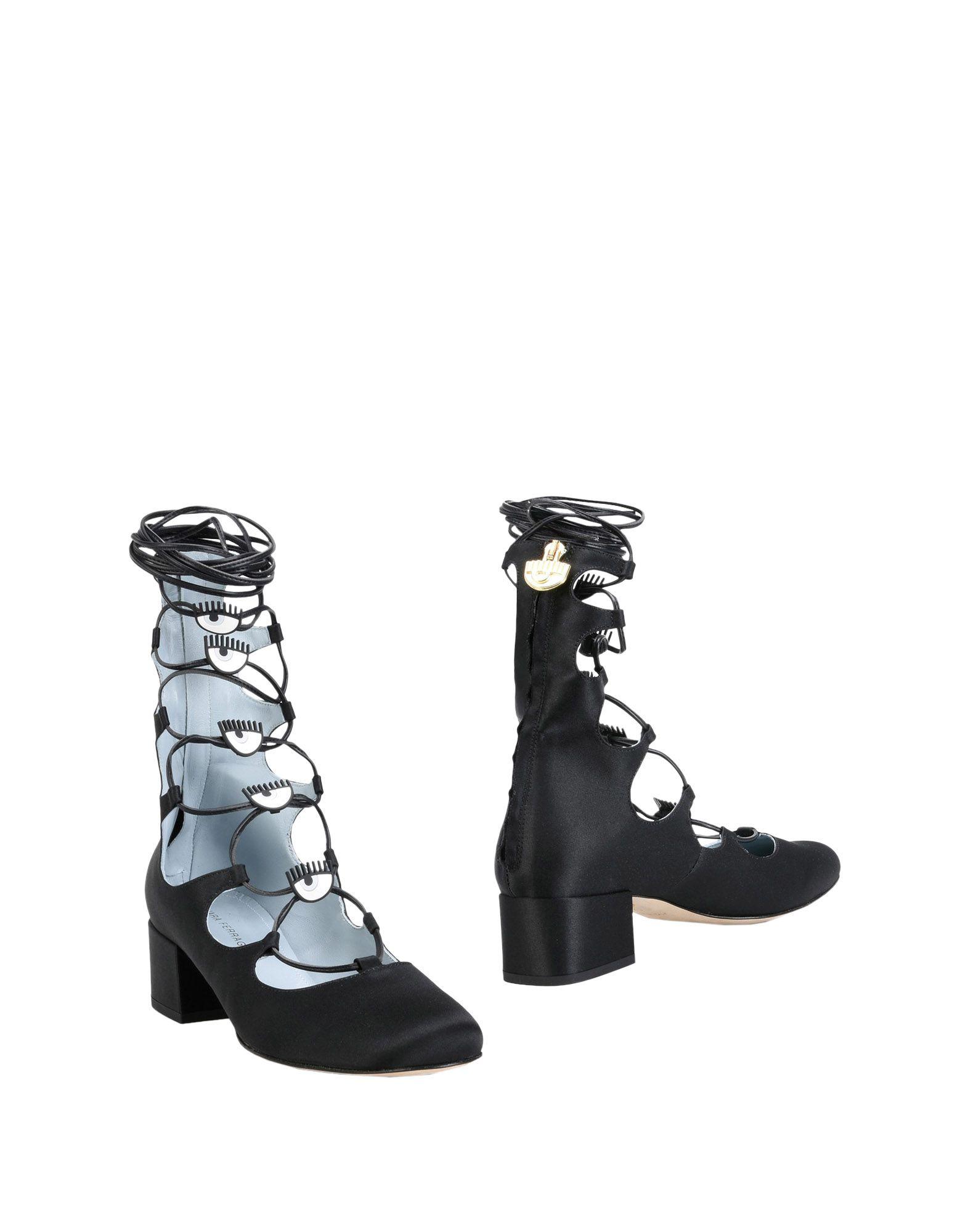 CHIARA FERRAGNI Полусапоги и высокие ботинки grey mer полусапоги и высокие ботинки