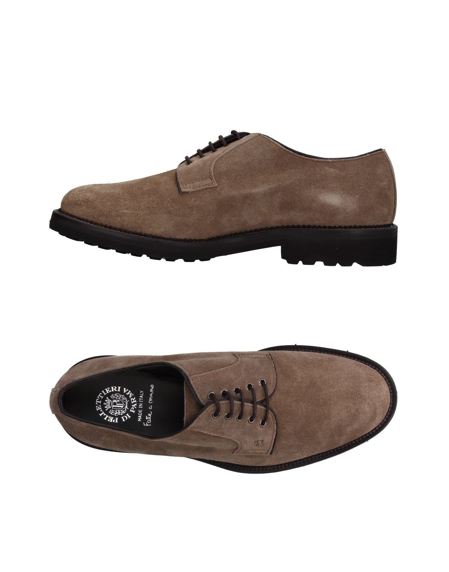 купить PELLETTIERI di  Parma Обувь на шнурках дешево