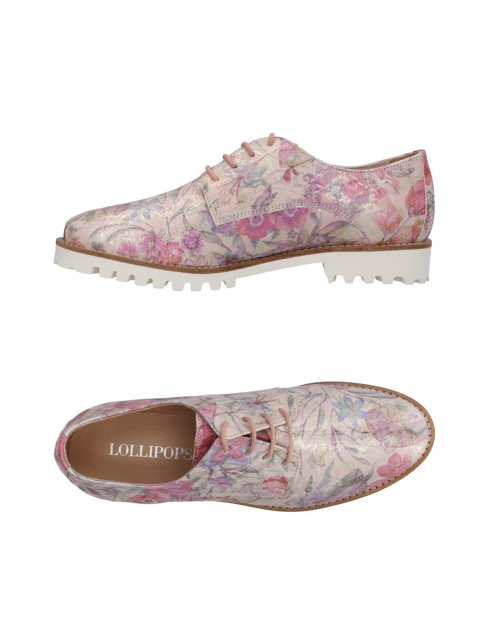 купить LOLLIPOPS Обувь на шнурках дешево