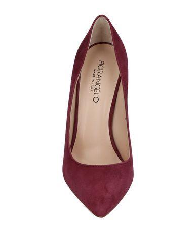 Фото 2 - Женские туфли  цвет пурпурный