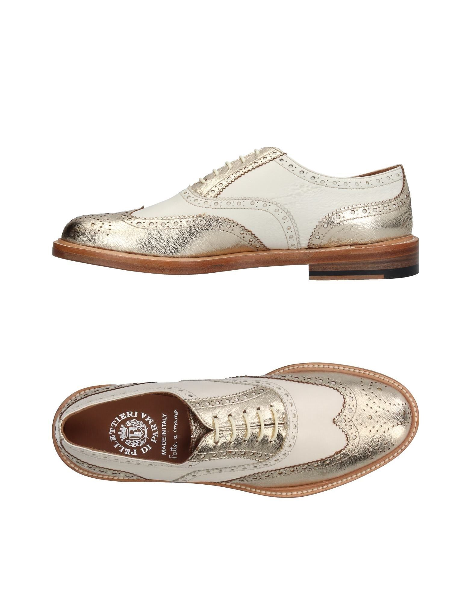 ФОТО pellettieri di parma Обувь на шнурках