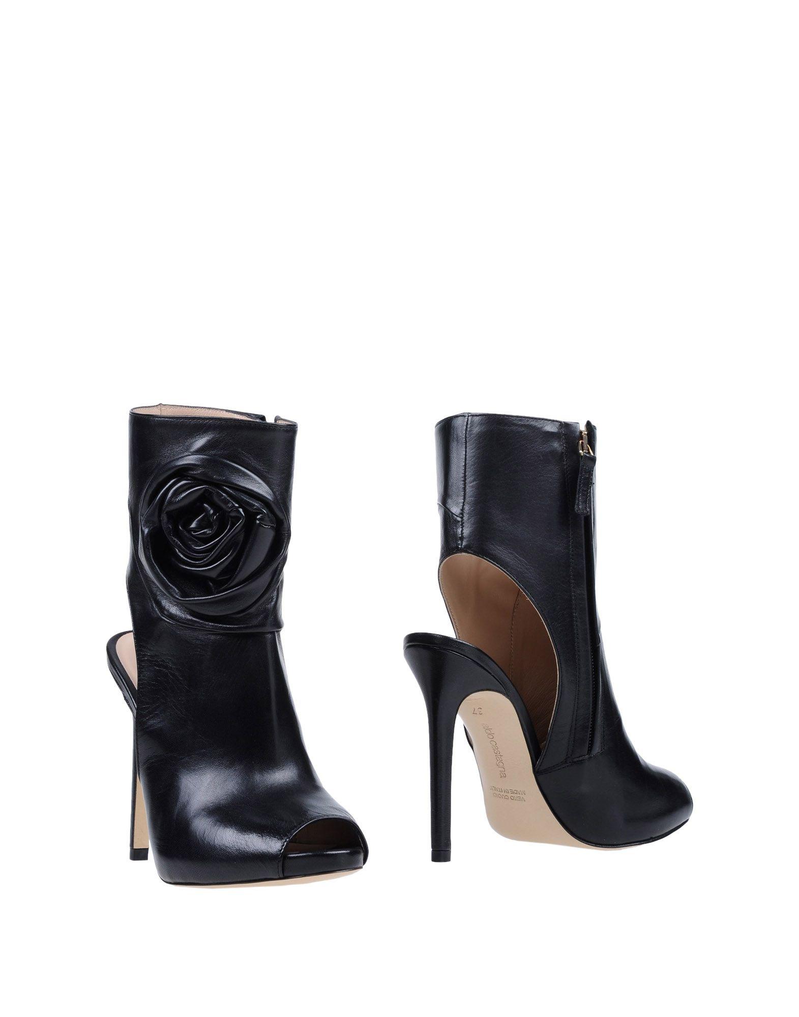 ALDO CASTAGNA Полусапоги и высокие ботинки