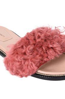 ALBERTA FERRETTI Monotone slipper Woman e