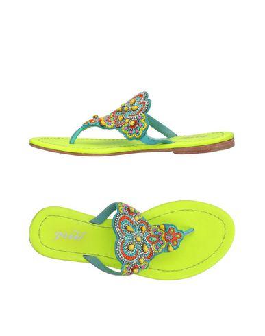 zapatillas GAZEL Sandalias de dedo mujer