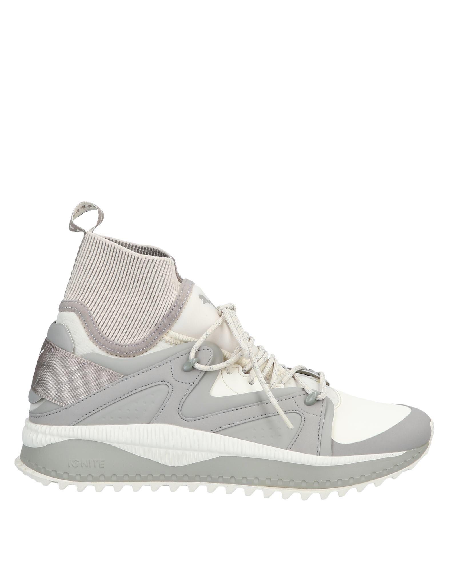 цена PUMA Высокие кеды и кроссовки онлайн в 2017 году