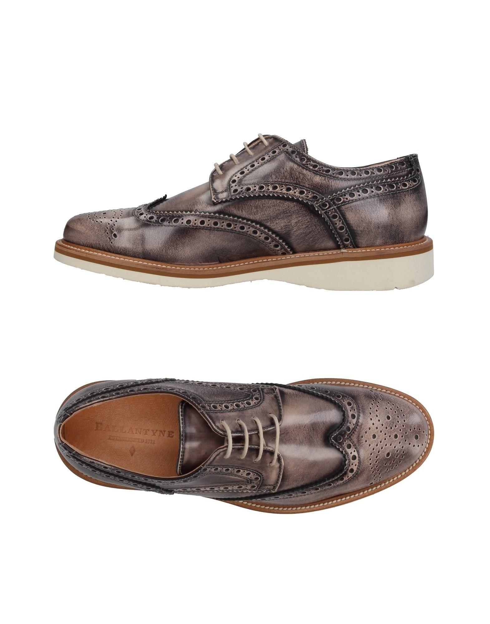 где купить BALLANTYNE Обувь на шнурках по лучшей цене