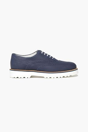 HOGAN Leather brogues
