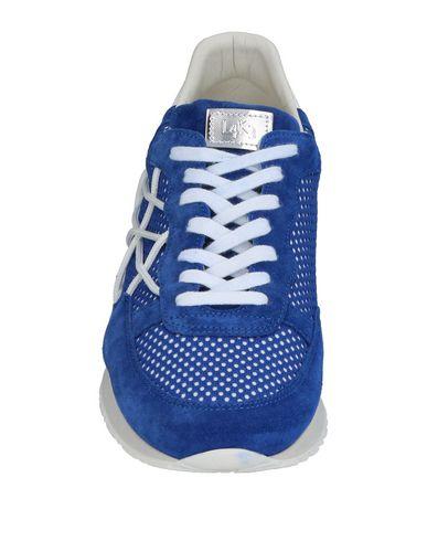 Фото 2 - Низкие кеды и кроссовки от L4K3 ярко-синего цвета