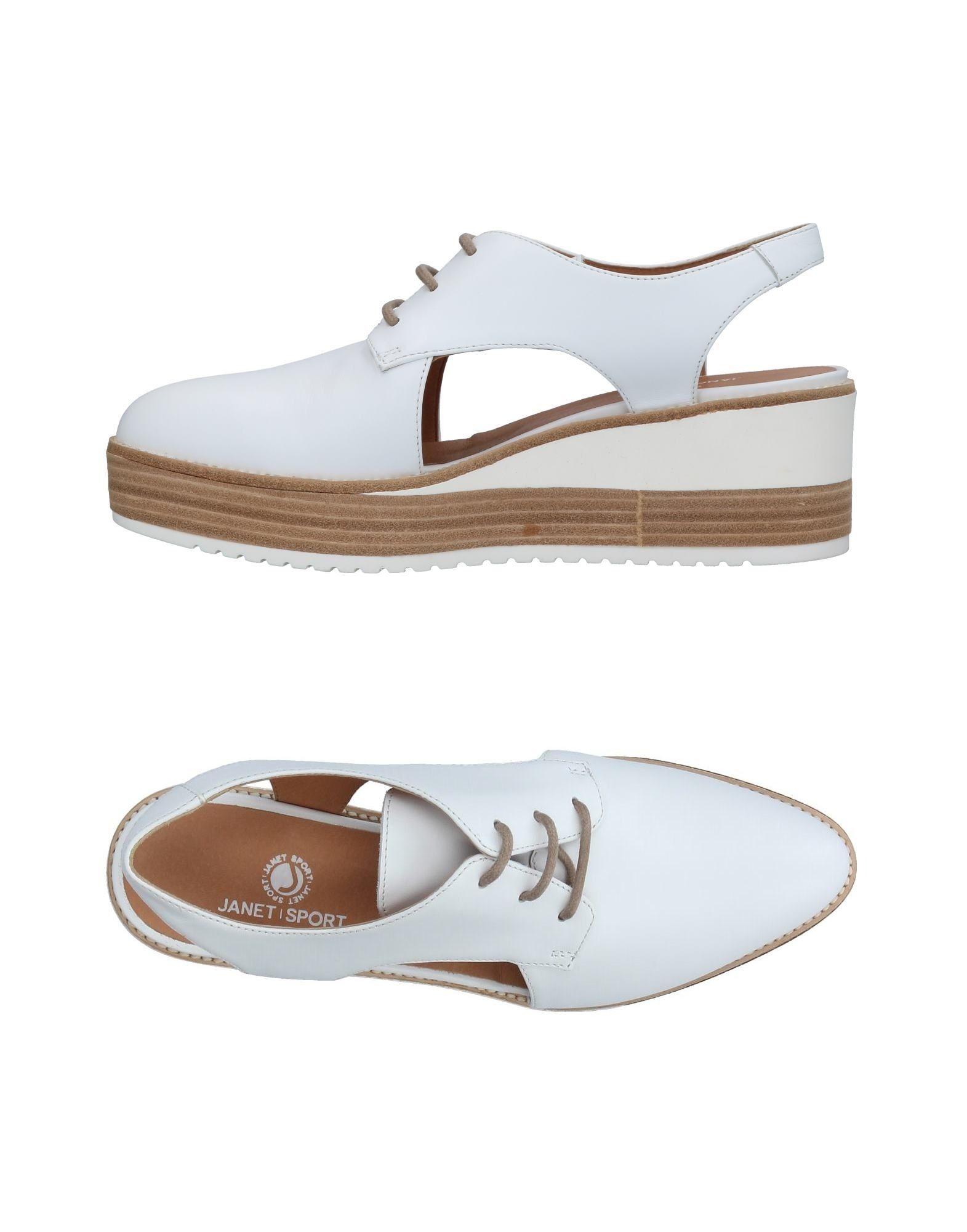 где купить JANET SPORT Обувь на шнурках по лучшей цене
