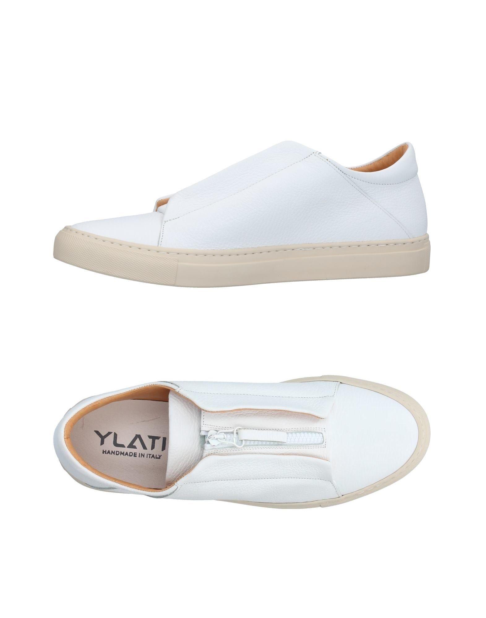 YLATI Низкие кеды и кроссовки цены онлайн