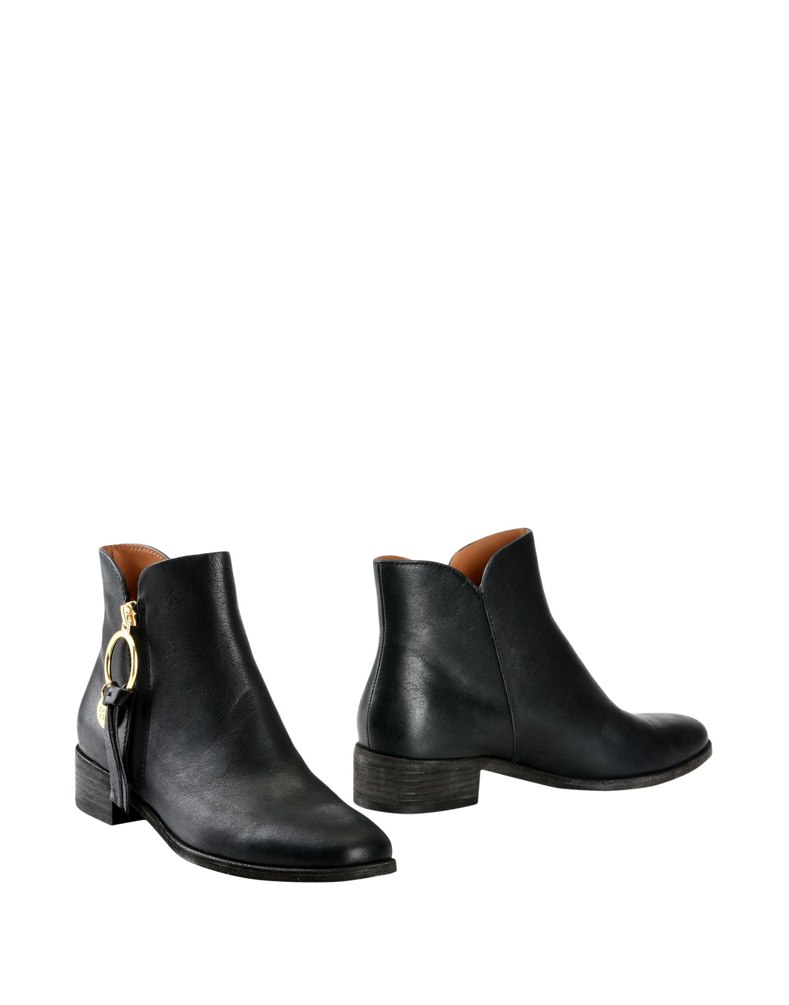 SEE BY CHLOÉ Полусапоги и высокие ботинки si by sinela полусапоги и высокие ботинки