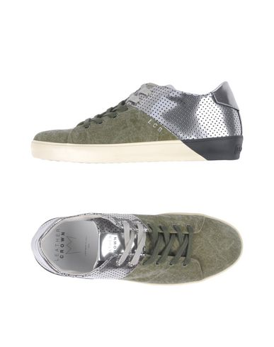 LEATHER CROWN Sneakers & Tennis basses homme