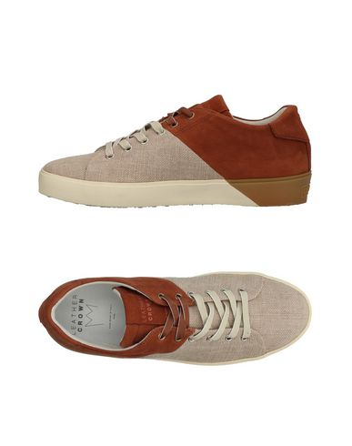 LEATHER CROWN Sneakers & Tennis basses homme. 4RoRE1