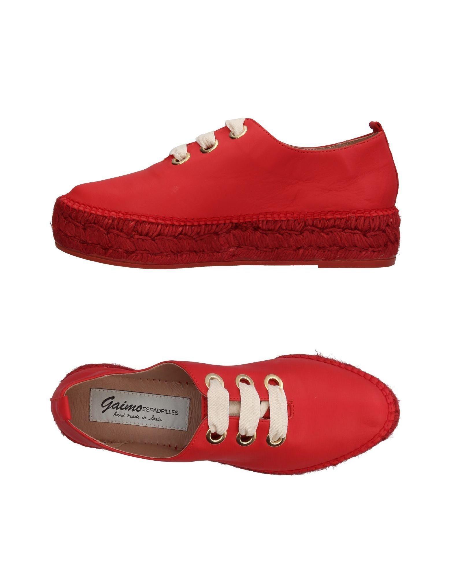 GAIMO Обувь на шнурках обувь ламода