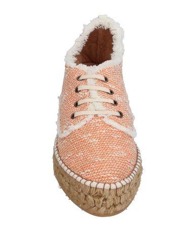 Фото 2 - Низкие кеды и кроссовки от GAIMO оранжевого цвета
