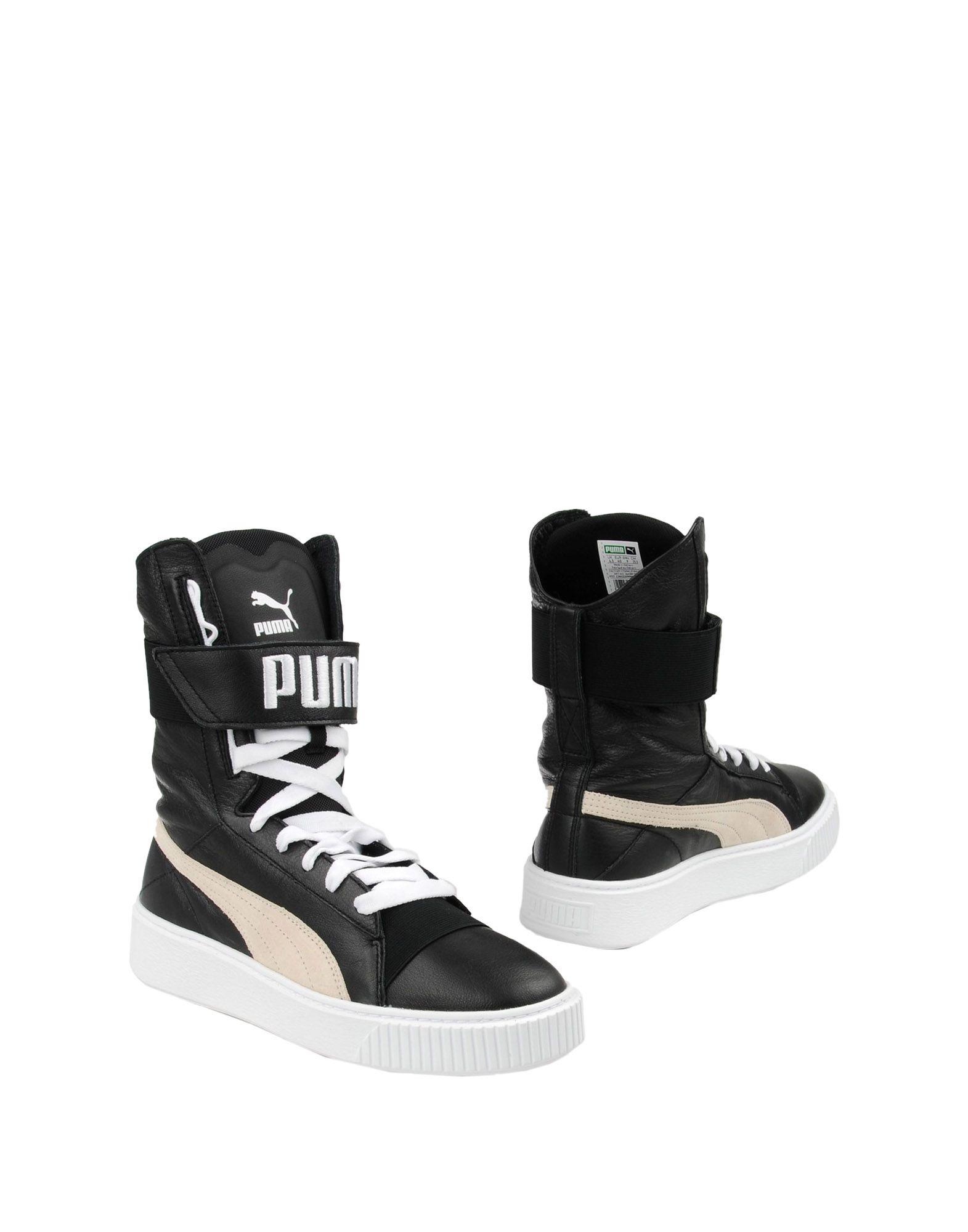 PUMA Полусапоги и высокие ботинки цены онлайн