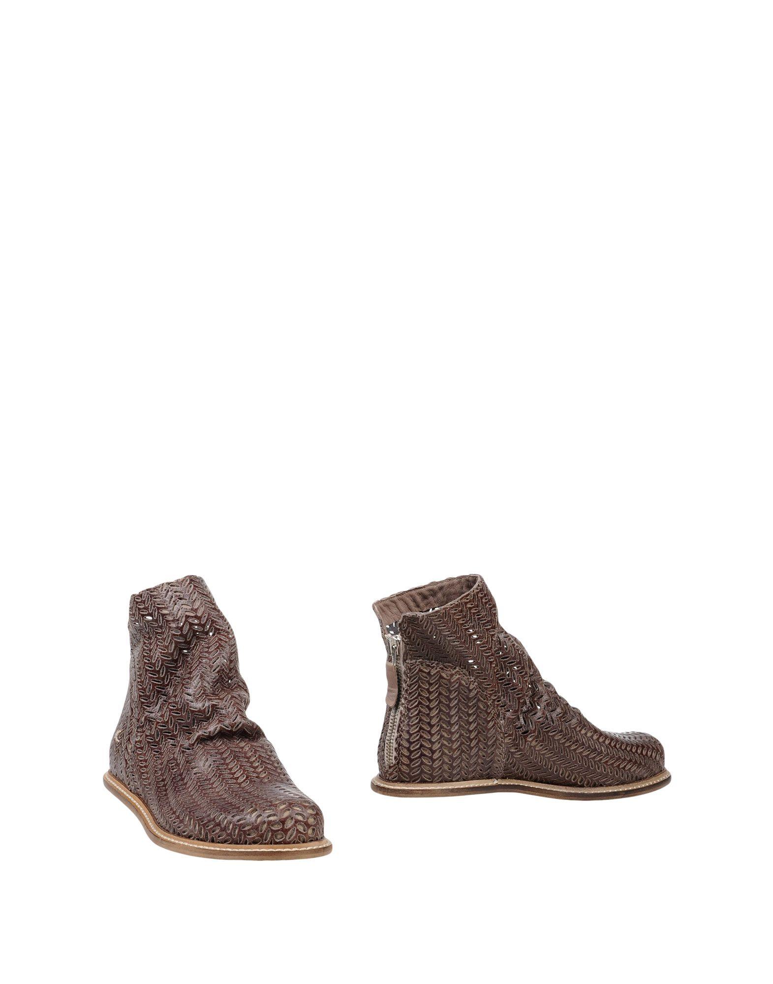 PATRIZIA BONFANTI Полусапоги и высокие ботинки