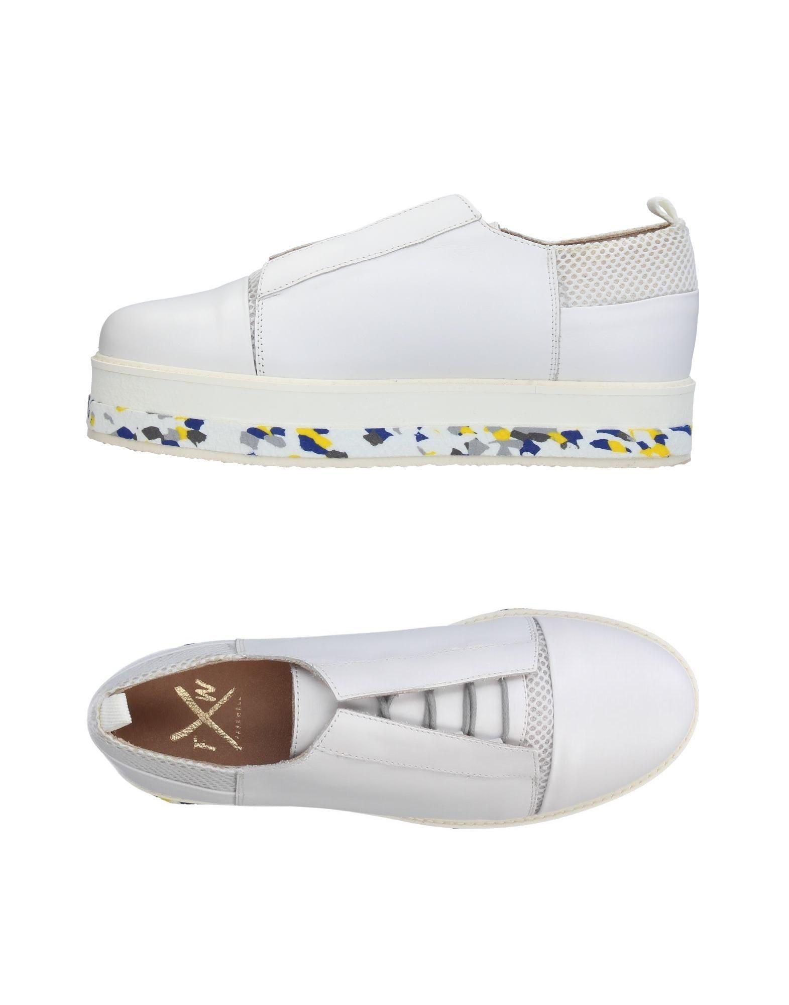 FAREWELL  FOOTWEAR Низкие кеды и кроссовки farewell footwear эспадрильи