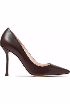 Sergio Rossi Velvet Heels