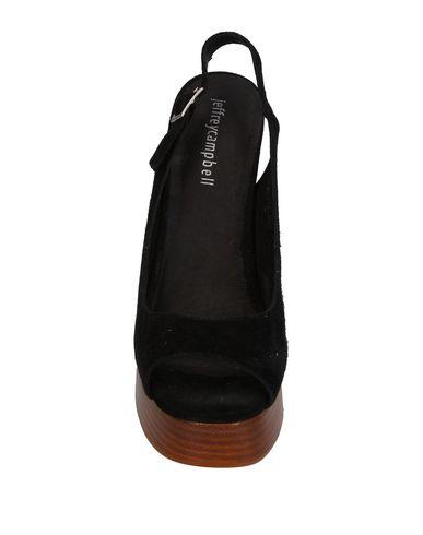 Фото 2 - Женские сандали JEFFREY CAMPBELL черного цвета