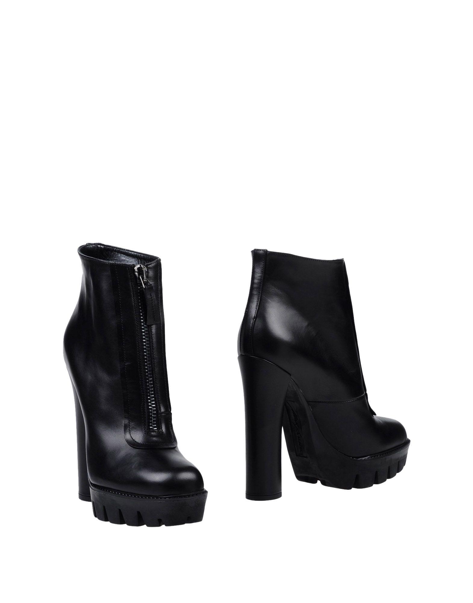 MAXBIANCO Полусапоги и высокие ботинки цены онлайн