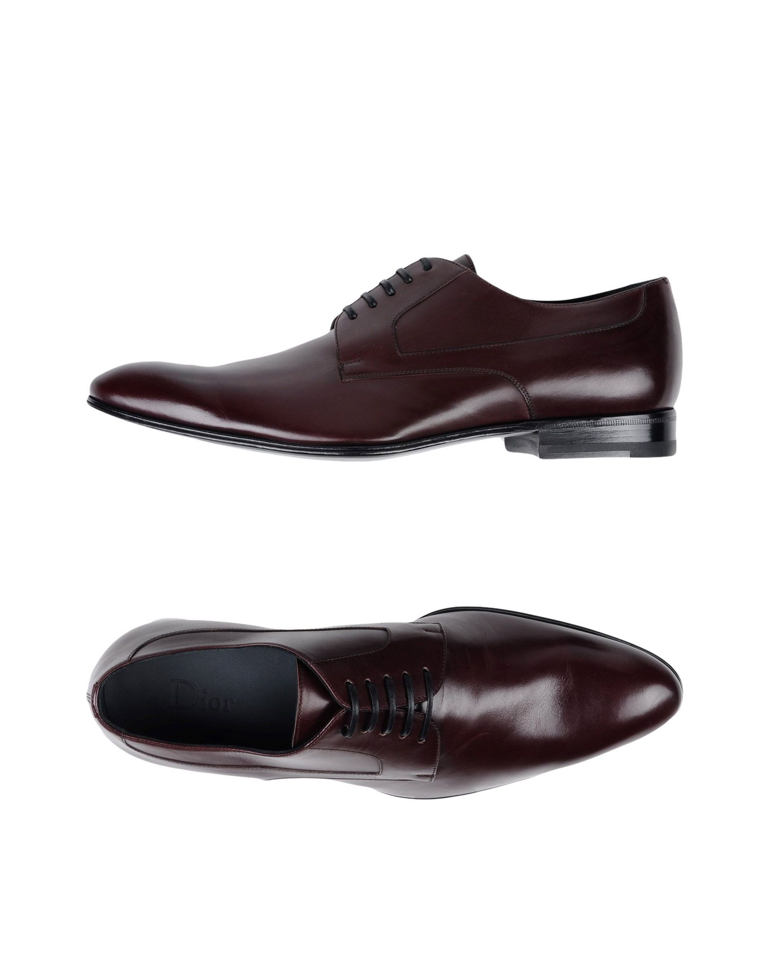 DIOR Обувь на шнурках dior изделие из кашемира