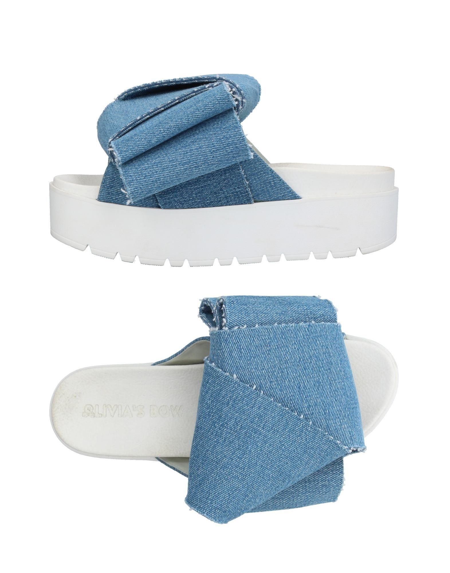 OLIVIA'S BOW Сандали�� сандали