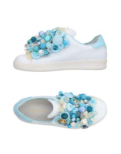 Фото - Низкие кеды и кроссовки от POKEMAOKE белого цвета