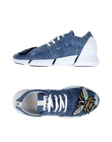 ELENA IACHI Sneakers & Tennis basses femme
