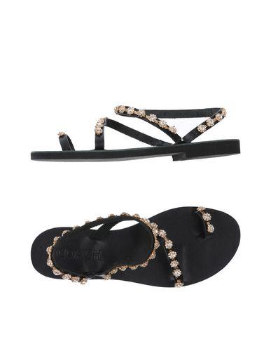 zapatillas COACH Sandalias de dedo mujer