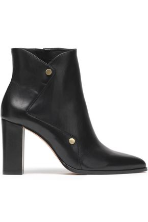 ALEXANDRE BIRMAN Leather ankle boots