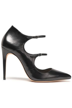 ALEXANDRE BIRMAN Leather pumps