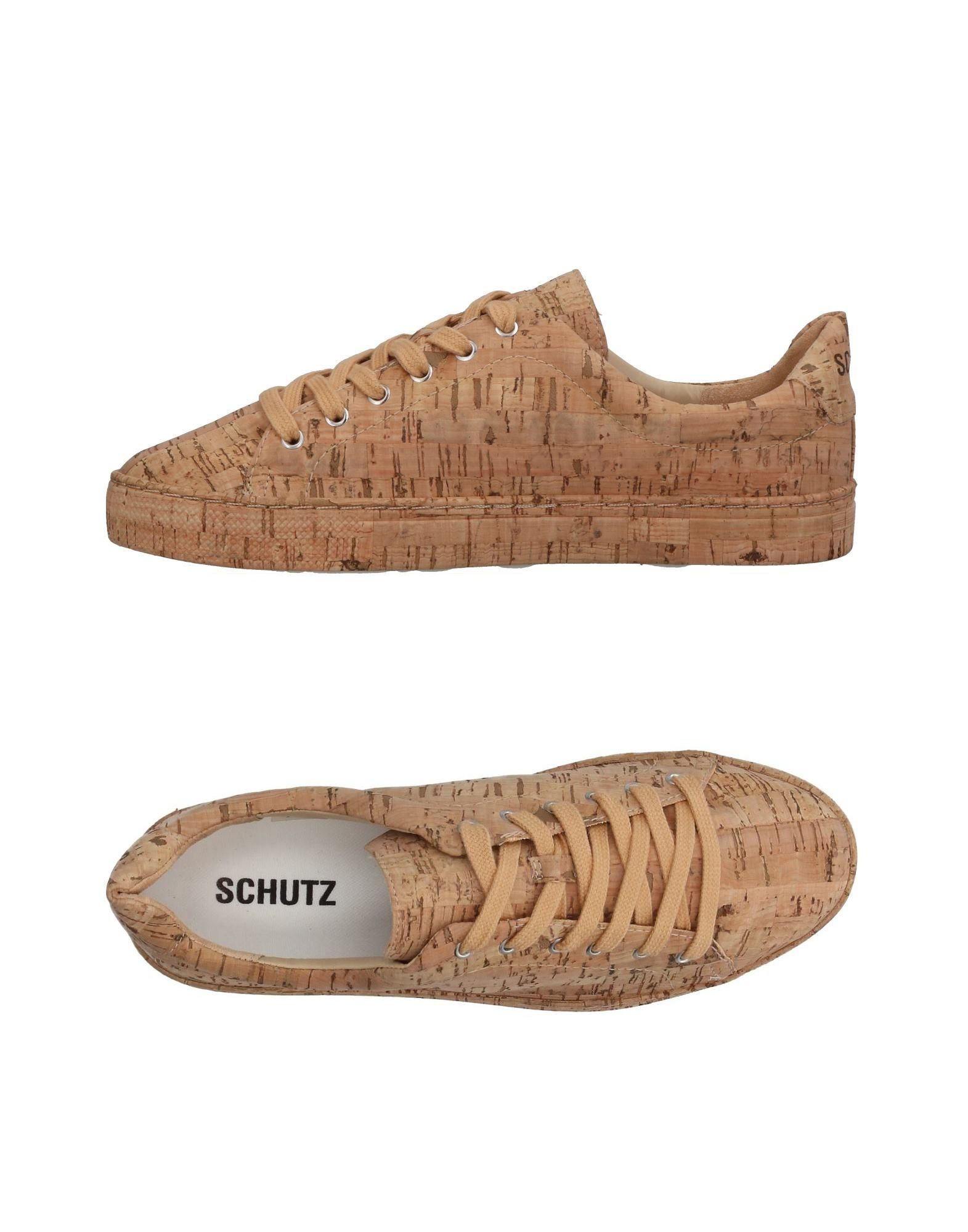 SCHUTZ Низкие кеды и кроссовки