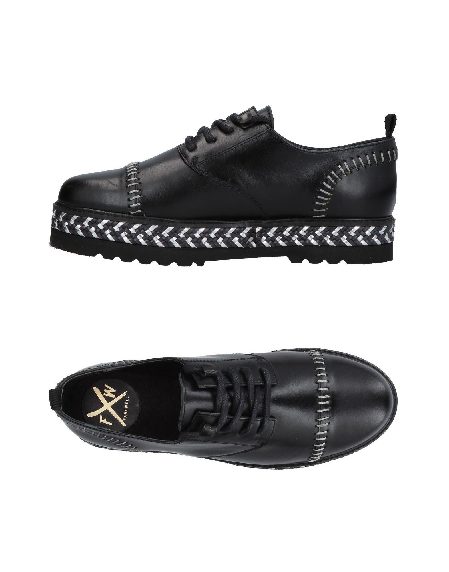 FAREWELL FOOTWEAR Обувь на шнурках endless обувь на шнурках