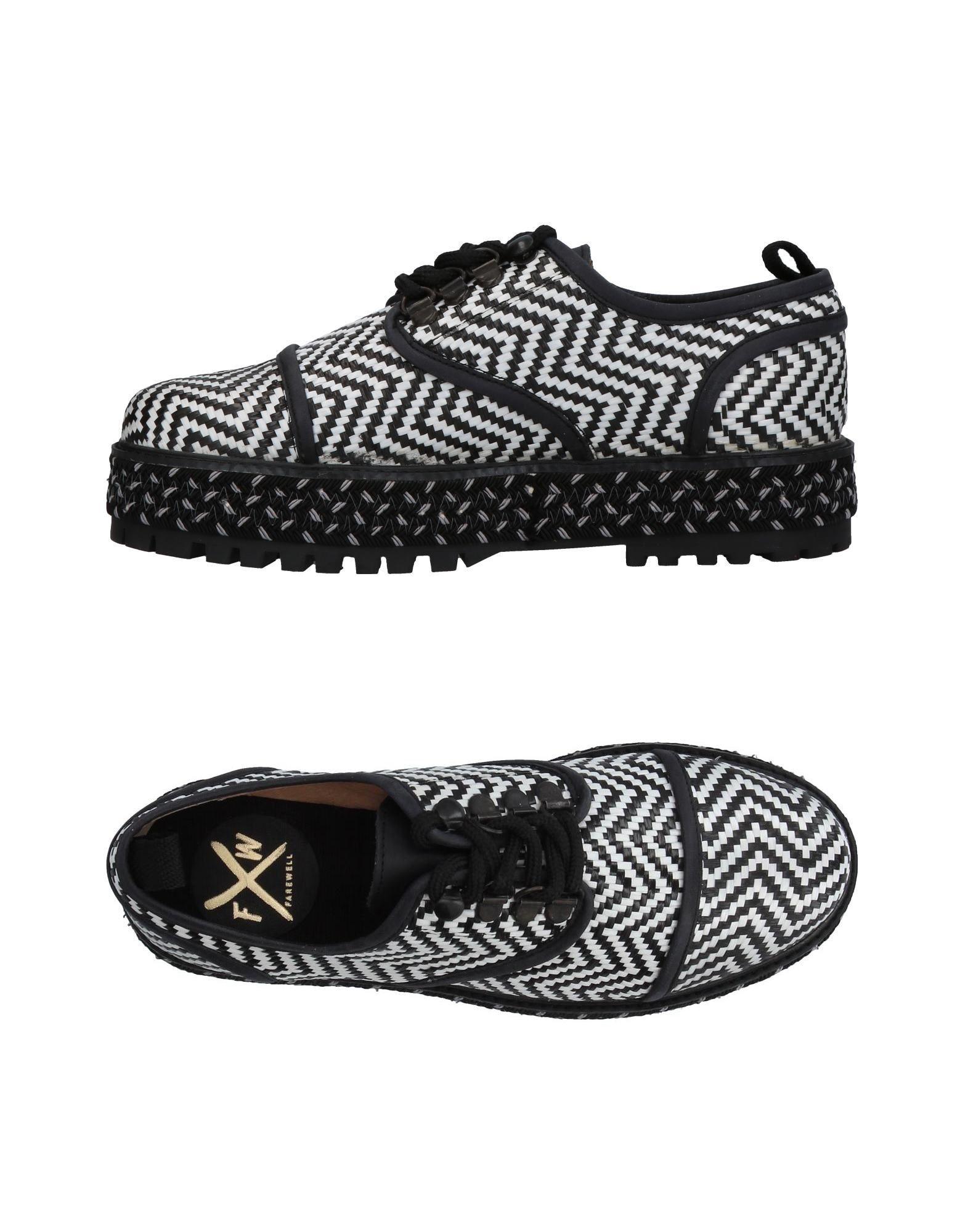 FAREWELL  FOOTWEAR Обувь на шнурках farewell footwear эспадрильи