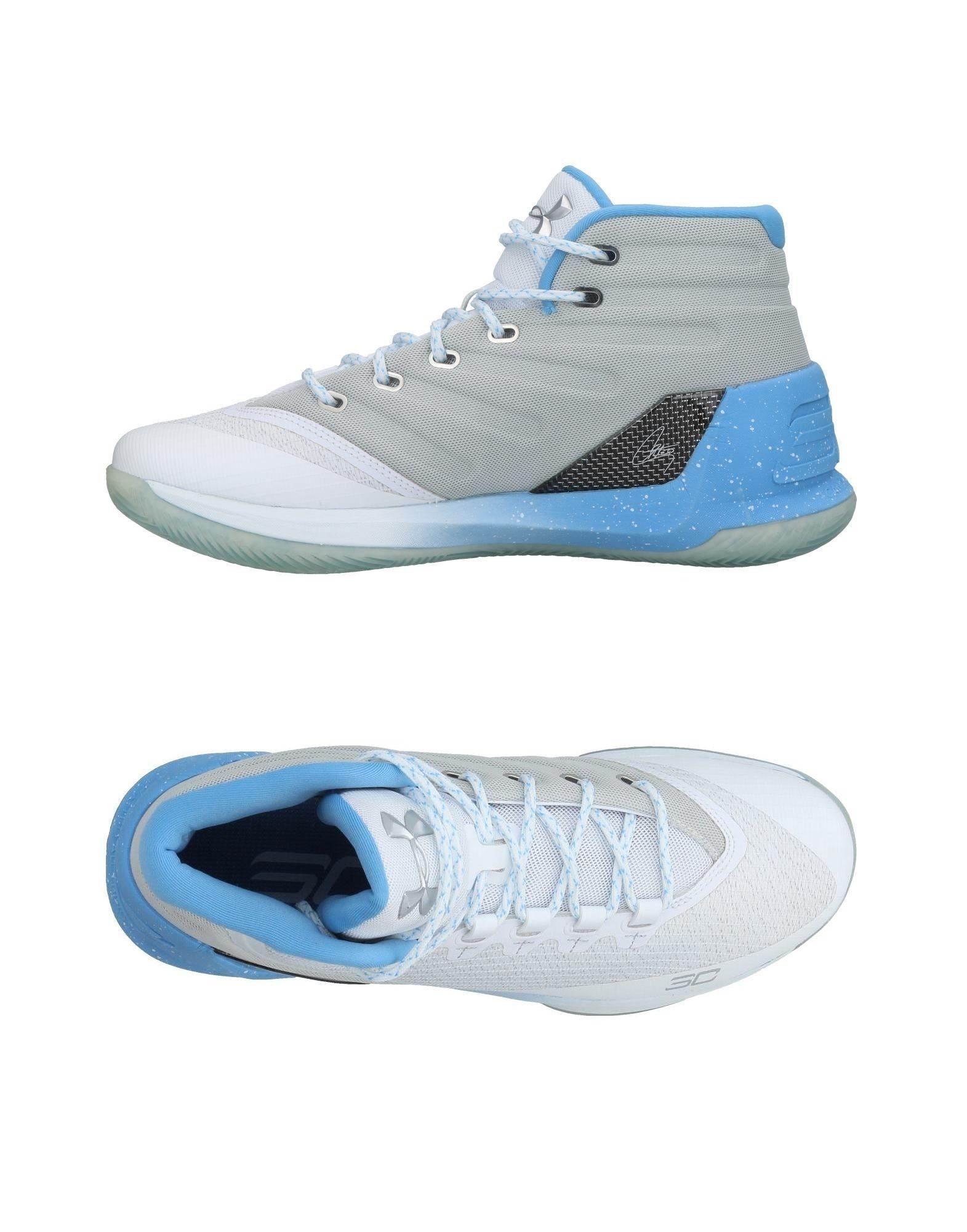 UNDER ARMOUR Высокие кеды и кроссовки кеды кроссовки высокие dc council mid tx stone camo