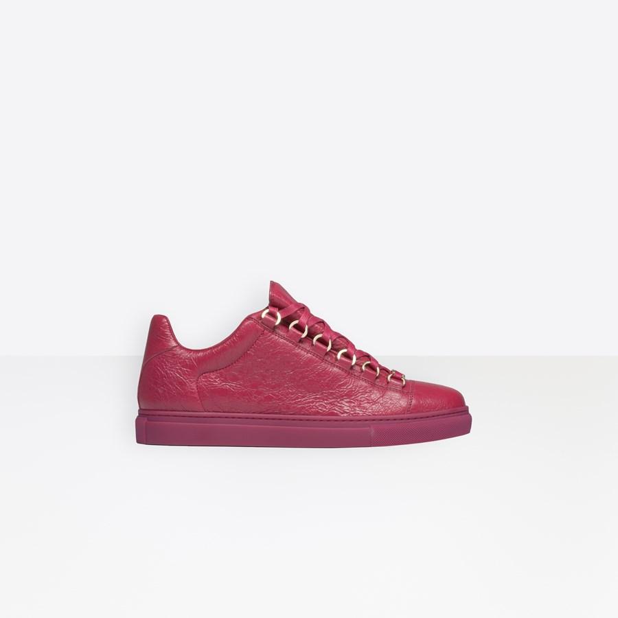 BALENCIAGA Sneakers basses Basket D f