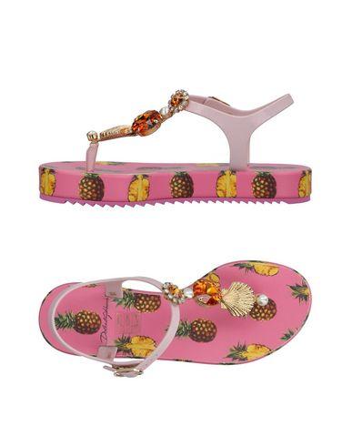 zapatillas DOLCE & GABBANA Sandalias de dedo mujer