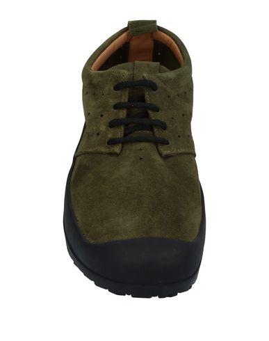 Фото 2 - Низкие кеды и кроссовки от VOLTA цвет зеленый-милитари