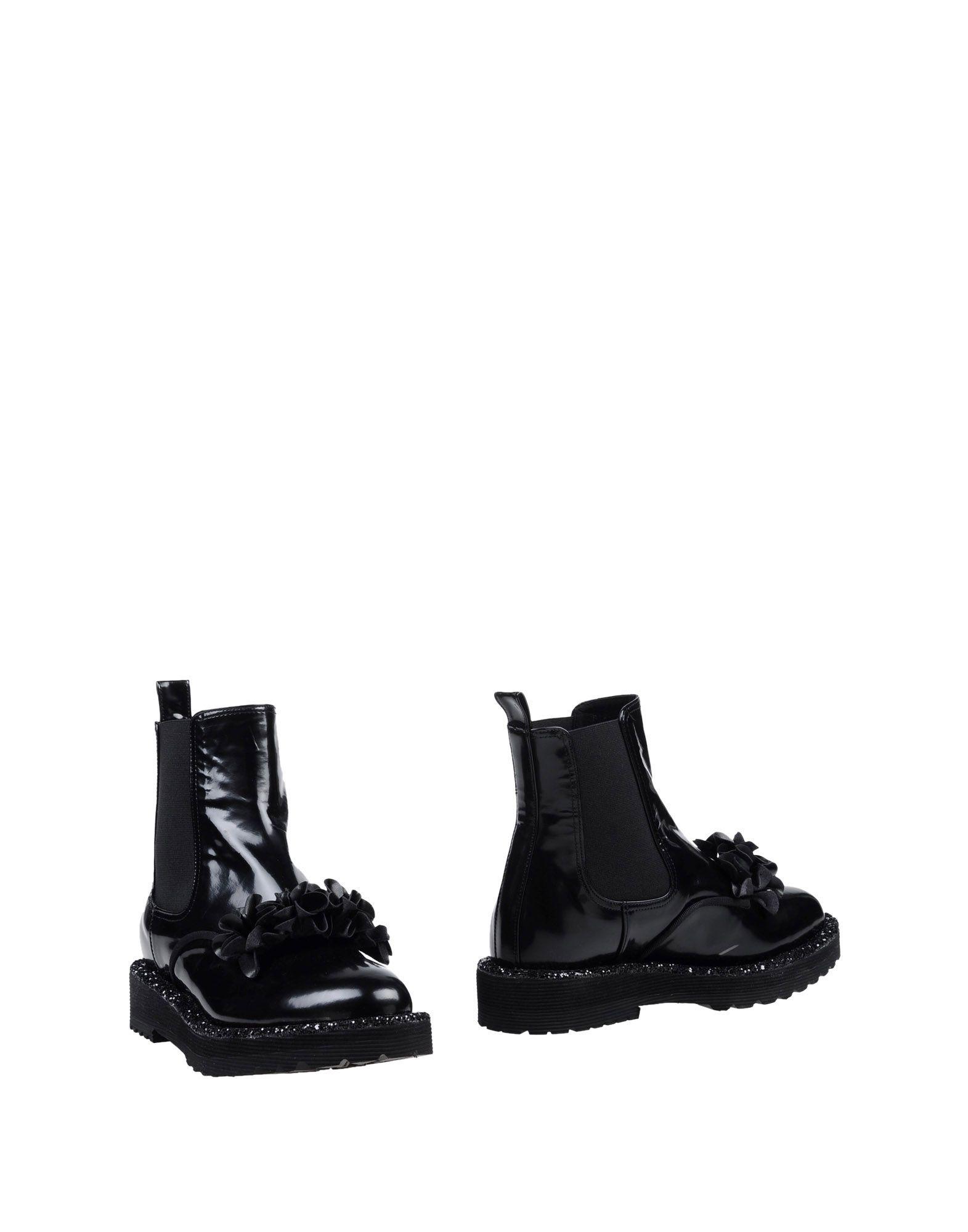 SUECOMMA BONNIE Полусапоги и высокие ботинки цены онлайн