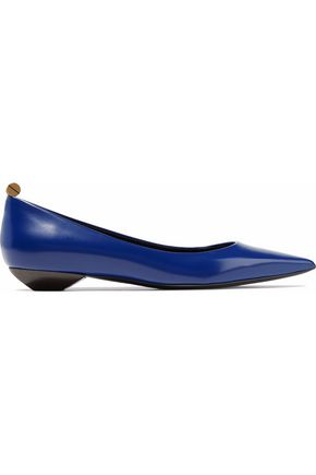 LANVIN Pointed-Toe Flats